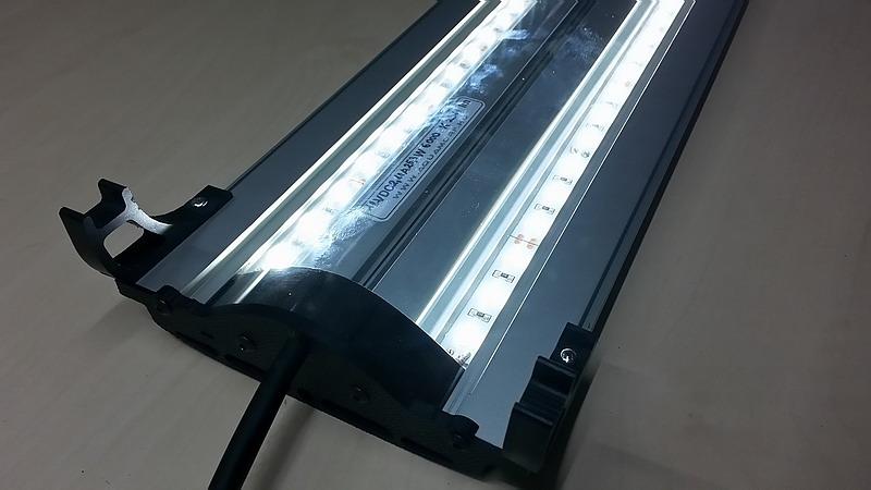 Akvárium világítás LD2