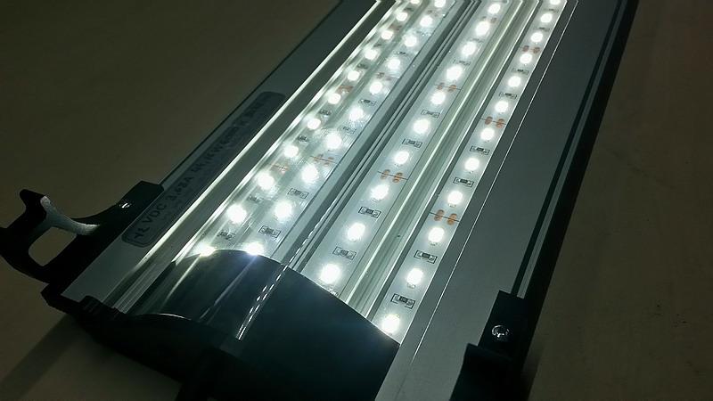 Akvárium világítás