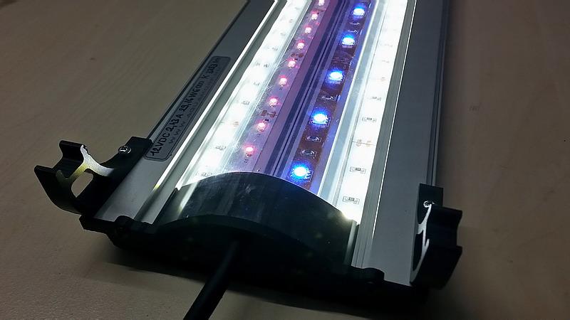 akvárium világítás LDX4